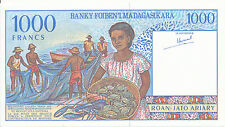 Madagaskar / Madagascar - 1000 Francs 1994 UNC - Pick 76a