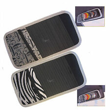 Car CD DVD Holder Sun Visor Card Case Wallet Storage Organiser Bag Tidy Sleeve