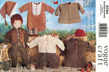 VOGUE Doll Clothes by Linda Carr Pattern 9784 Size 18""