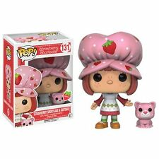 "STRAWBERRY SHORTCAKE - DUFTEND & VANILLEPUDDING 3.75"" POP FIGUR"