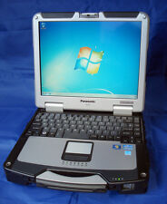 Panasonic Toughbook CF-31 - 2.50GHz i5 - 240GB SSD - 8GB RAM - 3G - Touchscreen