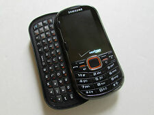 Fair Samsung Intensity II 2 SCH-U460 - Black Basic Cell Phone (Page Plus)