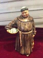 "Royal Doulton Figurine HN2144 ""The Jovial Monk"" No Flaws No Reserve"