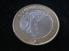 """MDS FINNLAND 5 EURO 2010 """"HISTORISCHE REGIONEN - VARSINAIS - PROPER""""  #26"""