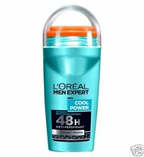 3 x L'oreal Men Expert Cool Power Anti-Perspirant Deodorant Roll On 50ml