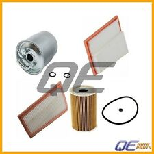 Air Fuel Oil Filters Tune Up Kit Fits: Mercedes Benz W164 W251 GL320 ML320 R320