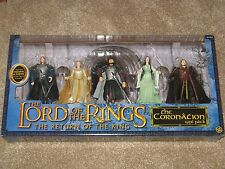 The Coronation Gift Pack exclusive Faramir & Eowyn Lord of Rings Toy Biz LOTR
