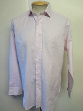 Ralph Lauren POLO men's Pink Long Sleeved Casual Shirt Regular Fit Size M 38-40