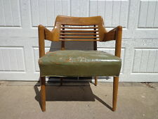 Chair Mid Century Armchair Vintage Lounge Club Regency Danish Style Seating MCM