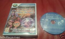 MYSTERY CASE FILES TERREUR A LA FETE FORAINE PC DVD-ROM PAL