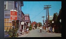 ROCKPORT, MASS. C.1971 PC. BEARSKIN NECK HISTORIC STREET
