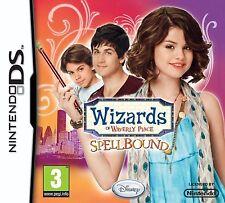 Nintendo DS Lite, DSi los juego del mago Waverly Place-total deslumbrado nuevo