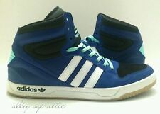 Adidas Originals Mens Court Attitude Royal Blue w/ Gum Soles Size 13