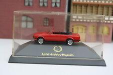"""BMW 3er Cabrio """"Spiel+Hobby Kupsch 1"""" in PC-Box  (Herpa /K115)"""