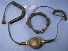 For Motorola CT150 CT250 CT450 PRO3150 P110 Heavy Duty Throat Neck Microphone