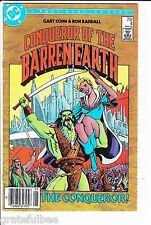 Conqueror Of The Barren Earth #4 - DC Comics - May 1985 - FAIR - Part 4 of 4