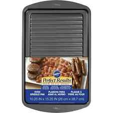 Wilton Perfect Results Oven Griddle Pan Premium Non Stick Bakeware