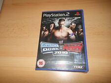 WWE Smack Down vs Raw 2010 - PlayStation 2 PS2 - New & Sealed