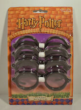 "NEW 4 Pack Harry Potter 4"" Glasses 2001 Party Favor Dress Up Costume Cosplay"