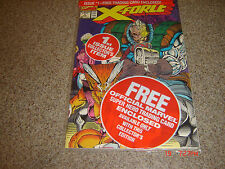 XFORCE #1 SEALED WITH DEADPOOL CARD