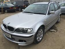 2003 BMW 318i SE Touring AUTO STARTS+DRIVES MOT LEATHER SPARES OR REPAIRS
