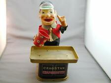 Vintage Cragstan Crapshooter Battery Operated Tin Toy Parts/Restoration