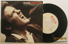 "Elvis Presley 4 track EP ""Heartbreak Hotel"" b/w ""I Was The One"" + 2 45rpm w/ PS"