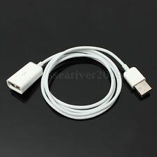 1m USB 2.0 Câble Mâle Vers Femelle Extension Prolongement Rallonge Donnée Cordon
