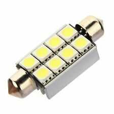10 x Sofitte Soffitte C5W 8 SMD 5050 LED 42MM Weiss CANBUS Innenraum Lampe Li DE