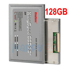 "kingspec 1.8"" ZIF SSD 128GB for MacBook Air 1st Rev.A1237 DELL D420 D430 HP Mini"