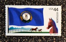 2009USA #4293 44c Flags of our Nation - Kentucky - Mint NH  horse