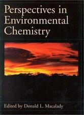 Perspectives in Environmental Chemistry (Topics in Environmental Chemi-ExLibrary