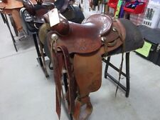 "14"" COLORADO SADDLERY RANCH SADDLE #3 496 2"