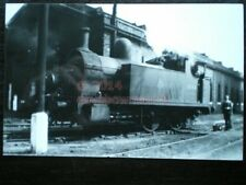 PHOTO  LME EX LYR ASPINALL CLASS 24 0-6-0T LOCO 51544 AT BANK HALL MPD 13/8/55