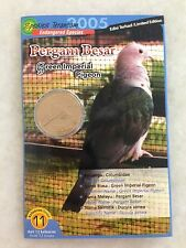 (JC) Bird Coin Card no 11 - Pergam Besar 2005