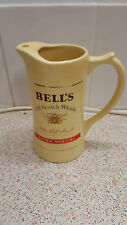 50%off christmas sale Bells Ceramic Whisky Water Jug was 19.99