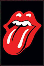 MUSIC POSTER Rolling Stones Tongue