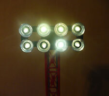 WARM White LED Lamp Replacement kit, (bulbs) - Lionel Floodlight Towers