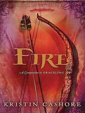 Fire (Thorndike Literacy Bridge Young Adult)-ExLibrary