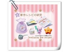 New~Re-ment Little Twin Star Twinkles Sweets Factory Developing New Recipes-No.6