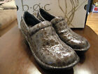Brand New Womens Gray Born Peggy Casual Shoes, Size 7 M