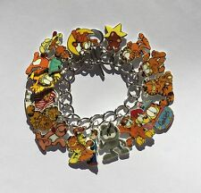 Garfield Bracelet Odie Liz Dog Cat and More Charms