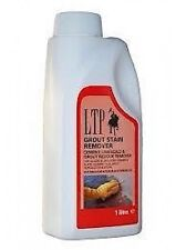 LTP Grout Stain Remover 1 Litre Cement, Limescale & Grout Residue Remover