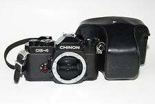 CHINON CE-4 FILM CAMERA BODY BAYONET PENTAX K MOUNT