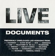 LIVE DOCUMENTS CD 2003 LTD.1000 Terminal Choice KIRLIAN CAMERA