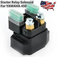 Starter Relay Solenoid For YAMAHA YFZ450 YFZ45 2004 2005 2006 2007 2008 ATV NEW