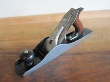 Anitque Vintage Stanley No. 5 Type 11 (1910-1918) Smooth Woodworking Plane Tool