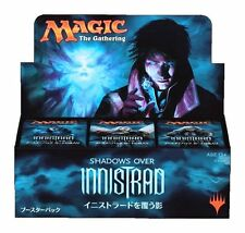 MTG Shadows Over Innistrad JAPANESE Booster Box -Sealed- FREE Priority Shipping
