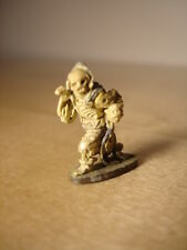 Skeleton / Wight Metal Miniature, Painted, D&D Dungeons & Dragons Citadel Undead