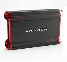 CRUNCH PZX1800.4 1800W AMP 4 CHANNEL POWERZONE SERIES CLASS AB CAR AMPLIFIER